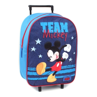 Trolley batoh - kufr Mickey Mouse